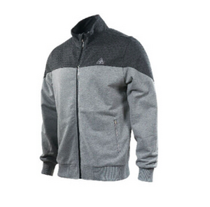 peak FRONT OPENING SWEATER